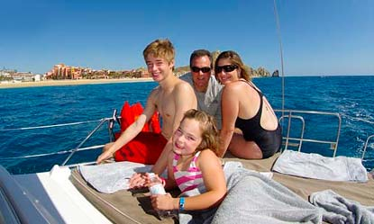Cabo San Lucas Cruise Ship Guests