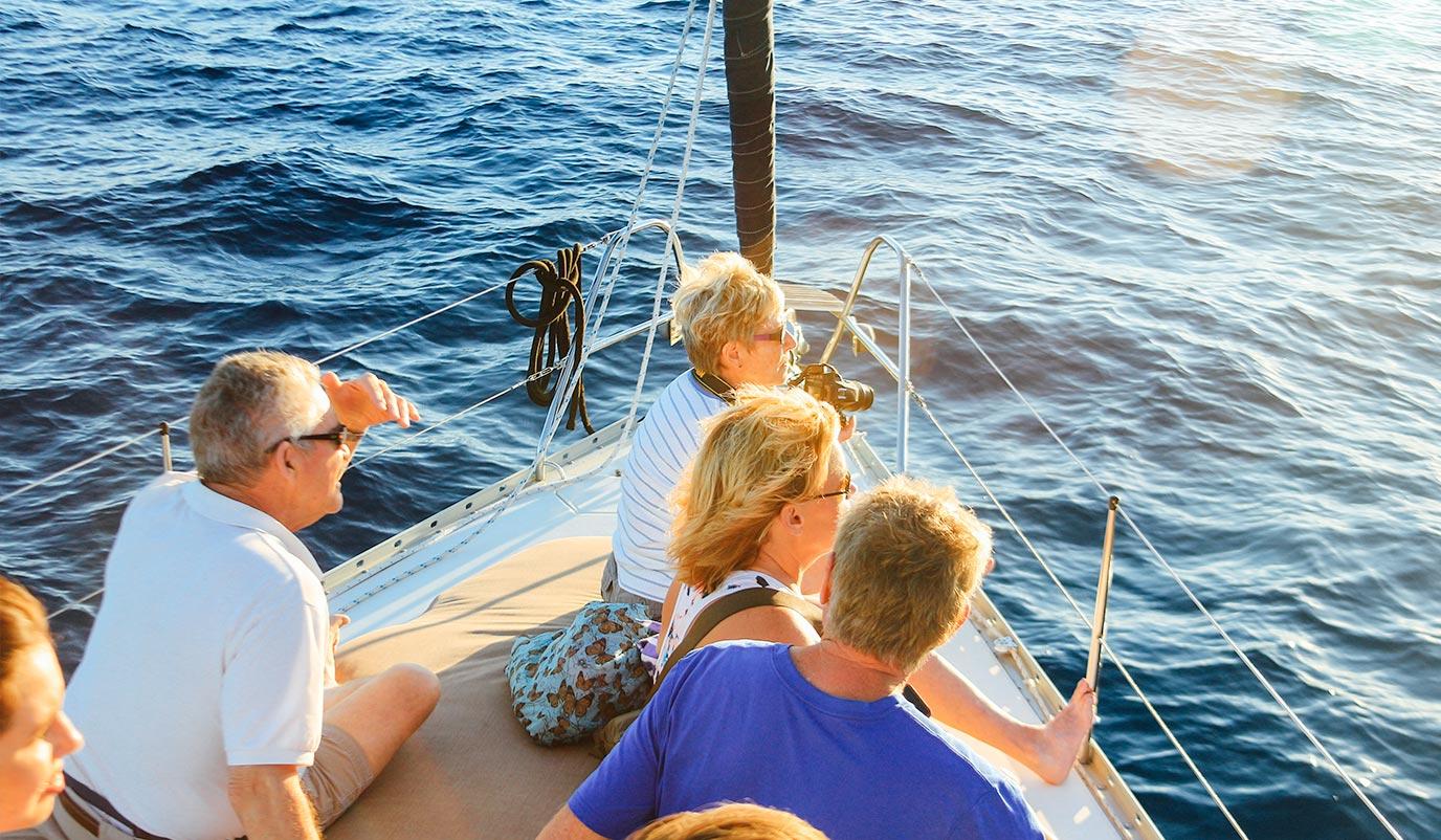 Daily Sailing Cruise Cabo San Lucas