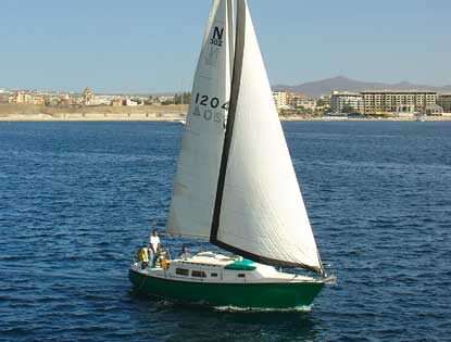 Chica Sailboat