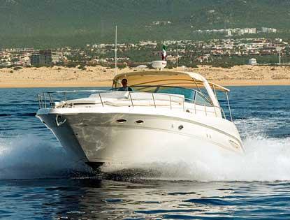 PRO - 46 Feet Yacht