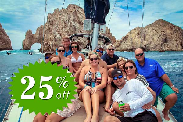 Special Offers - 25% discount when booking a second cruise!