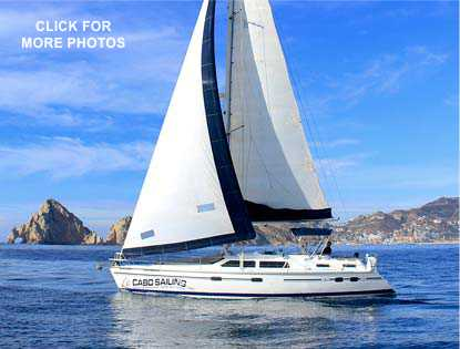 Shared Cruise - 38 to 42 feet sailing yachts max 14 guests