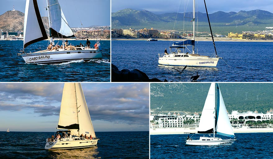 Cabo San Lucas Luxury Sailboats and Sailing Yachts Rentals & Cruises