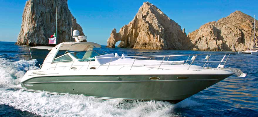 Luxury Yacht for Rent in Cabo