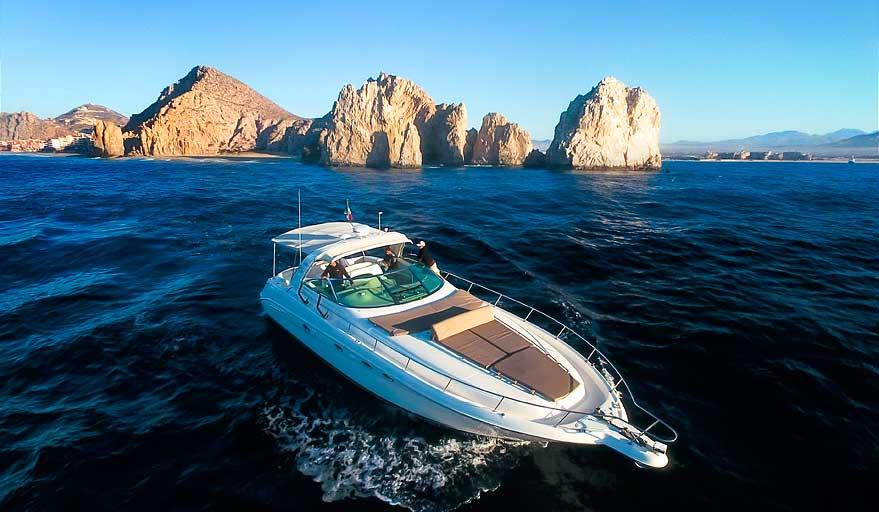 Cabo 46' Sport Cruiser Yacht