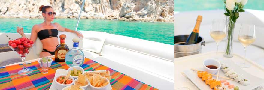 Cabo Luxury Yacht Cruises