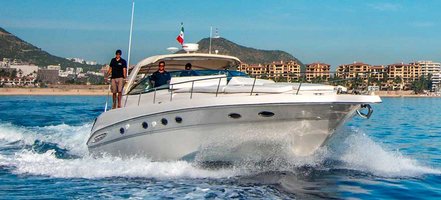 Private Yacht Cruises Cabo San Lucas
