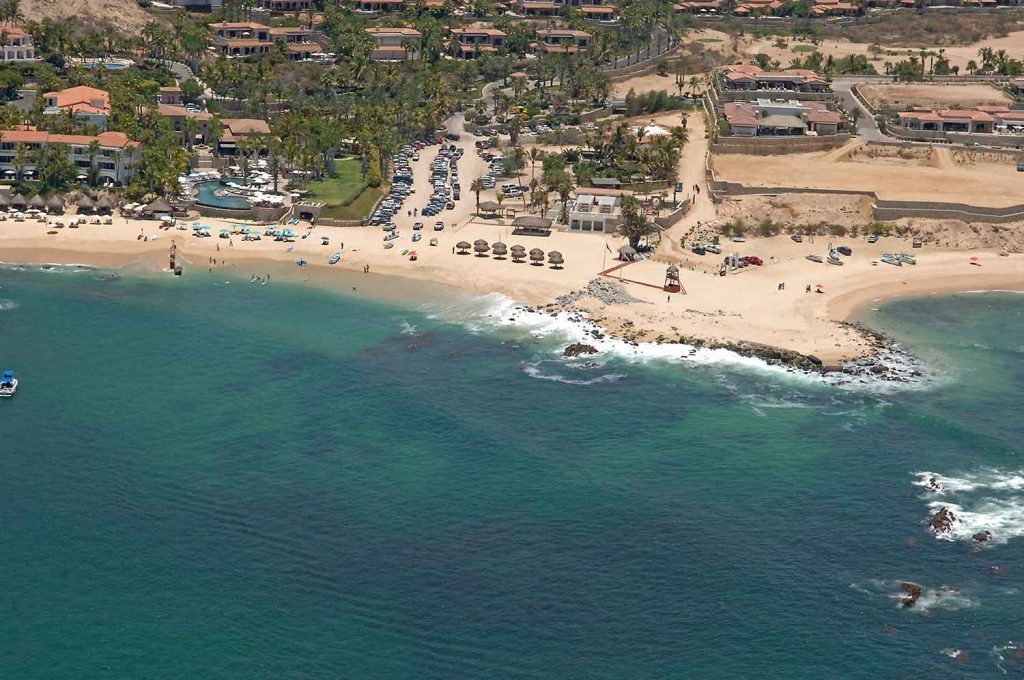 best swimming beaches in cabo, Palmila beach, cabo sailing