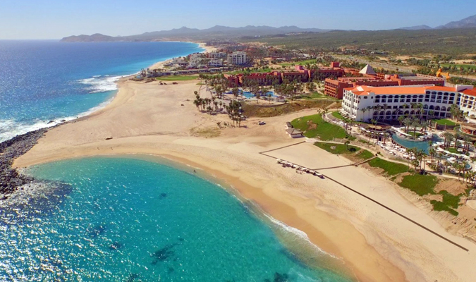 best swimming beaches in cabo, playa bledito, cabo sailing