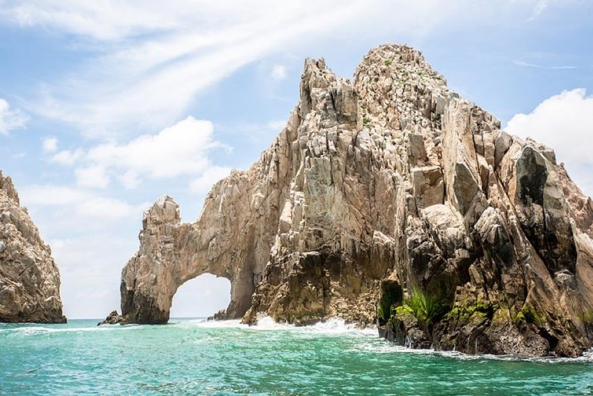 the Arch of Cabo San Lucas, cabo sailing