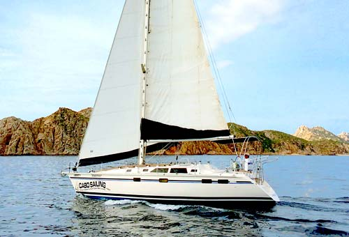 LIBERTY - 38 feet sailing yacht max. 12 guests