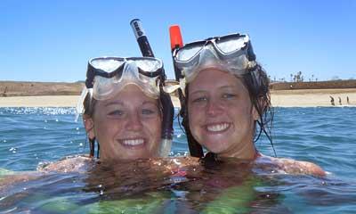 Santa Maria & Chileno snorkeling cruse
