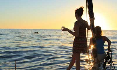 Cabo Sunset Sailing