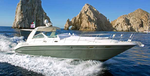 FREESTYLE - 42 feet sport cruiser yacht max. 20 guests