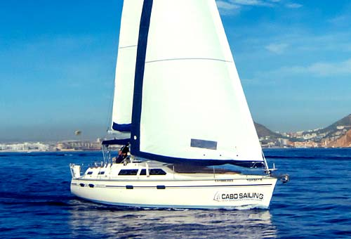 SYNERGY & MISTRAL - 42 feet sailing yacht max. 14 guests