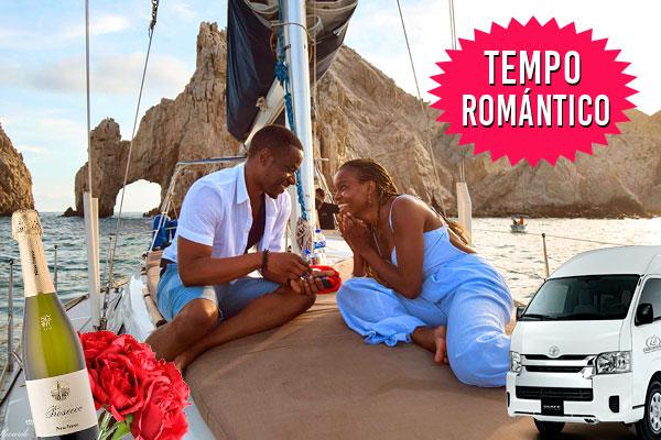 Paseos en Veleros y Yates para un Tiempo Romántico en Cabo San Lucas